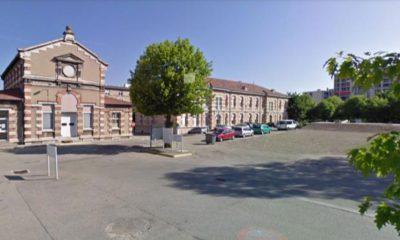 Réhabilitation De L'Hôpital Bellevue De Saint-Etienne (42) – Réalisation D'un Plan Topographique