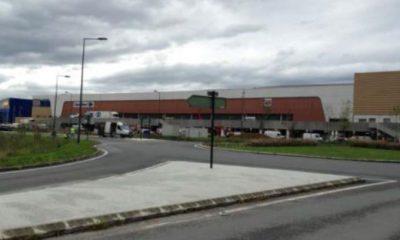Études Géotechniques Pour La Construction Du Rond-point D'accès à La Zone Inter Ikea Bayonne (64)