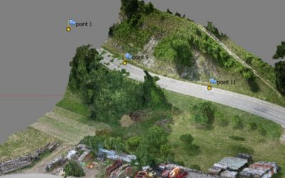 New Service: Orthophoto – Photogrammetry With A Drone