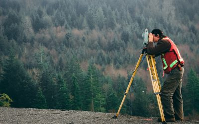 New Service: Monitoring Or Topographic Survey